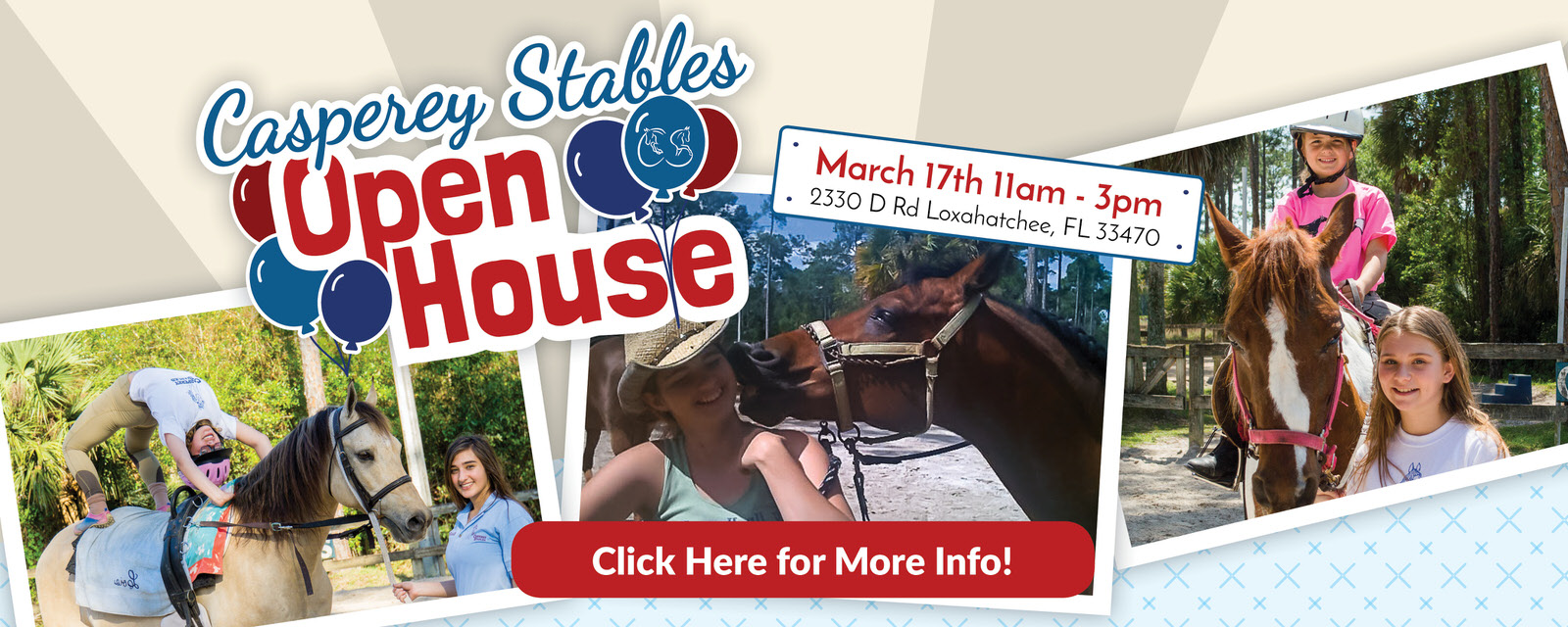 Open House 2019 March 17th